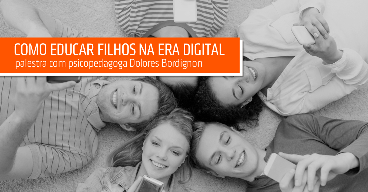Como Educar Filhos Na Era Digital